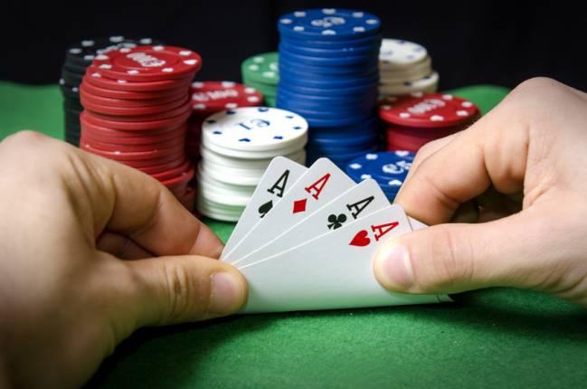 Los jugadores compulsivos se caracterizan, entre otras cosas, por desarrollar una fuerte ilusión de control. / Fotolia