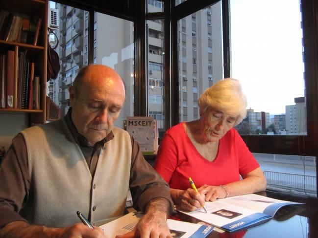 Participantes realizando la prueba de Inteligencia Emocional / Fundación Descubre