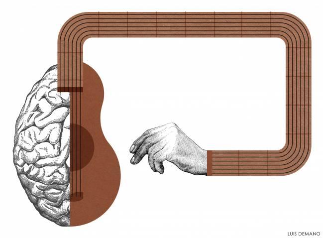 2012. Año del Cerebro. Imagen: SINC