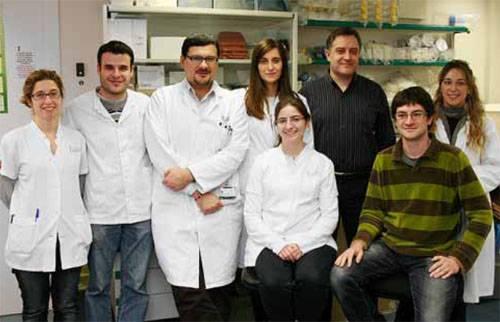 Miembros del equipo de IDIBAPS que ha realizado el estudio