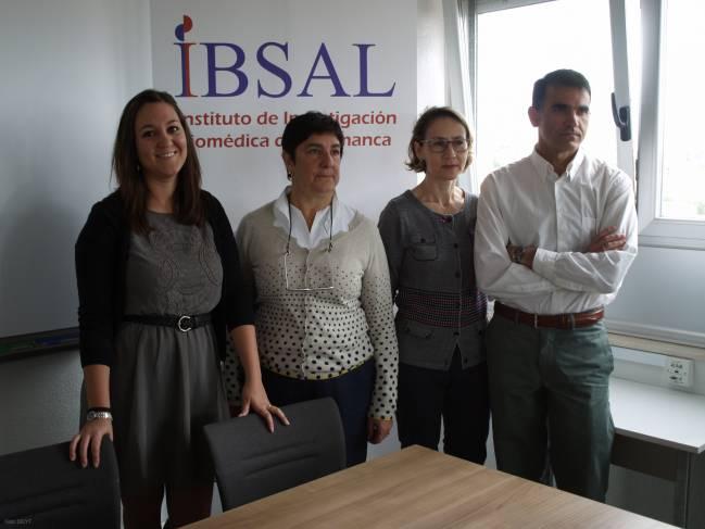 Un equipo de investigación del IBSAL