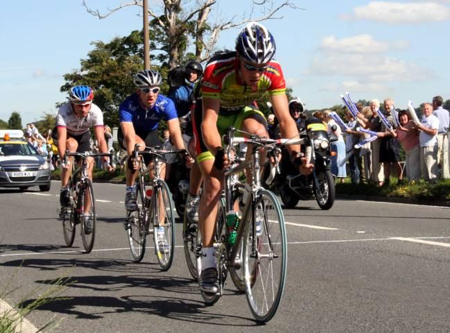 Ciclistas compitan durante una carrera. / Jimmy Lemon