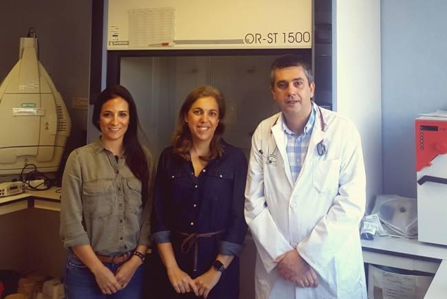 Investigadores Hospital de Málaga