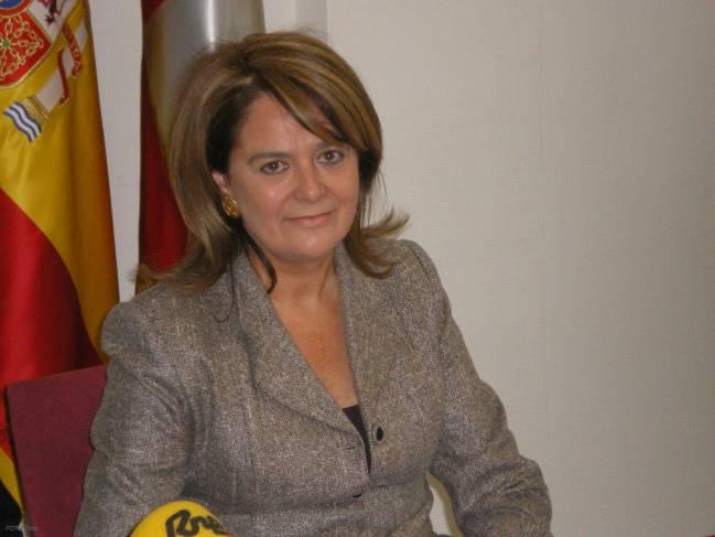 La nueva directora gerente del Centro de Hemoterapia y Hemodonación, Lidia Blanco Peris