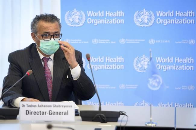 El director general de la OMS