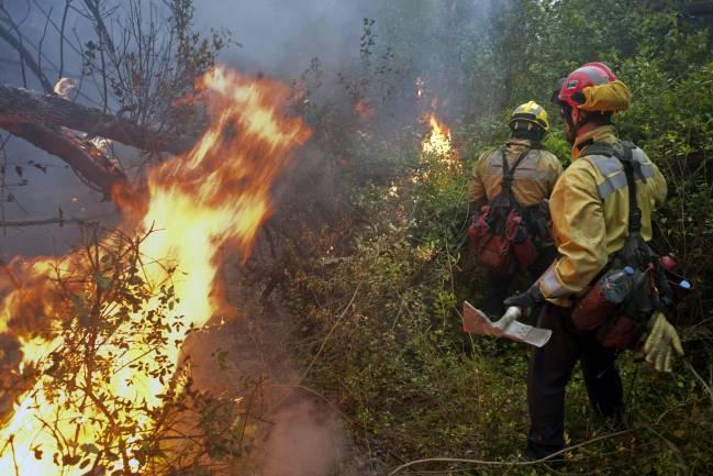 Los investigadores han aplicado un modelo matemático que permite discernir la influencia de las variables climáticas y las medidas humanas de mitigación en los incendios forestales.