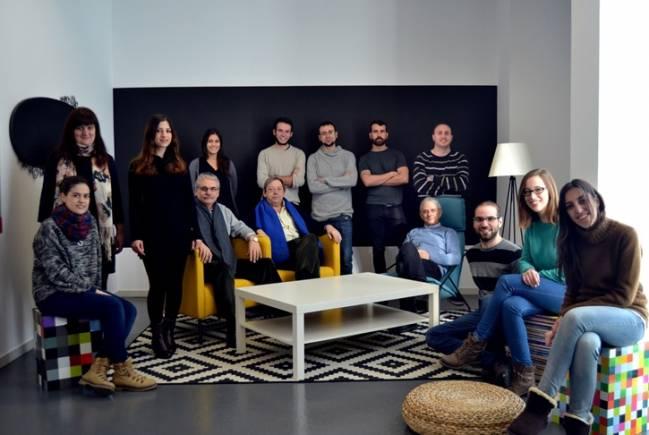 Miembros del Grupo de Investigación Consolidado de Biología del Macrófago.