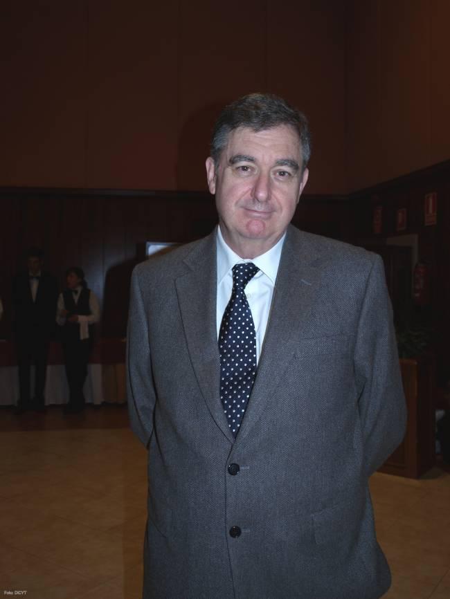 José Luis Jorcano, director general de la Fundación Genoma España.