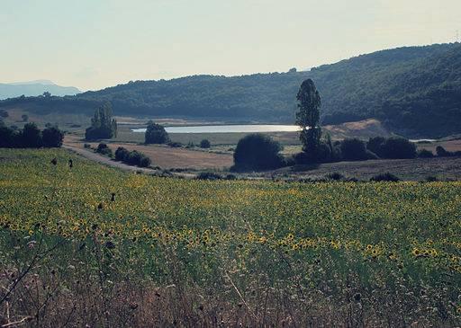 La laguna de Arreo en el País Vasco