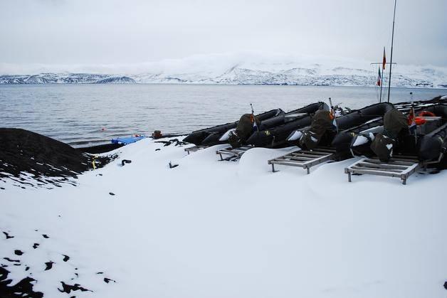 El continente antártico es un excelente laboratorio natural para la investigación científica.