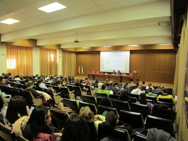 Aula Magna de la Universidad de Granada. / Esteban Romero