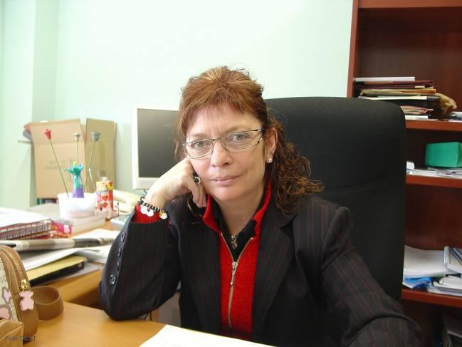 Sara Márquez Rosa, profesora de la Facultad de Ciencias de la Actividad Física y del Deporte de la Universidad de León.