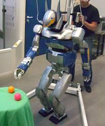 El robot HRP-2