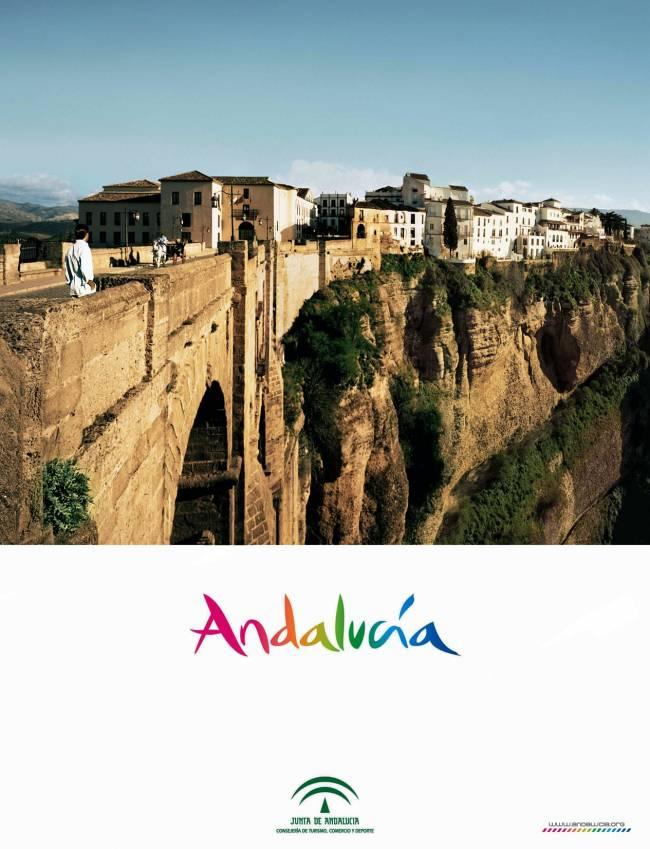 Andalucía Te quiere (Ronda), Turismo Andaluz, S.A. (Junta de Andalucía), 2006.