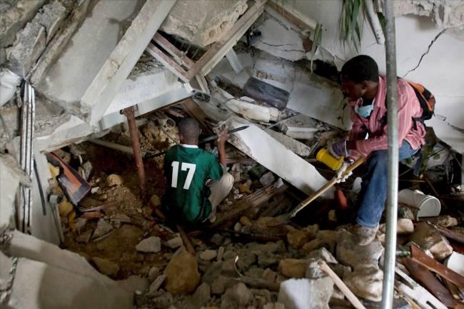 Posibles terremotos futuros en Haití