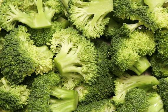 Brócoli listo para cocinar. / Wikipedia