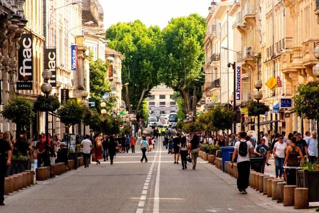 Ciudad francesa