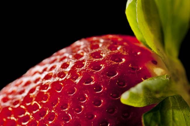 Las raíces, tallos y hojas de las fresas son ricos en vitamina B9 / Anvica.