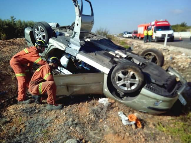 Los atropellos de fauna salvaje se saldaron con 38 fallecidos entre 2006 y 2012 / Consorcio de Bomberos de Valencia.
