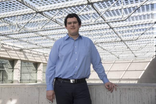 Alfonso Barrós, investigador de la UJI.