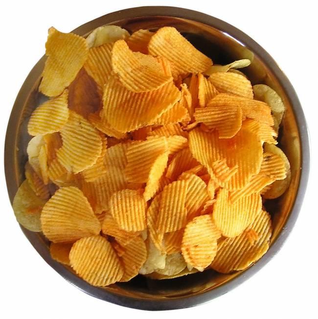 Plato de patatas fritas. / Michal Zacharzewski