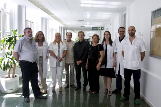 Los donantes vivos de riñón cuentan ya con técnicas de mínima cicatriz