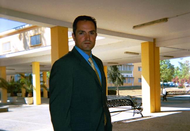 El investigador Eduardo Sáez es responsable del trabajo