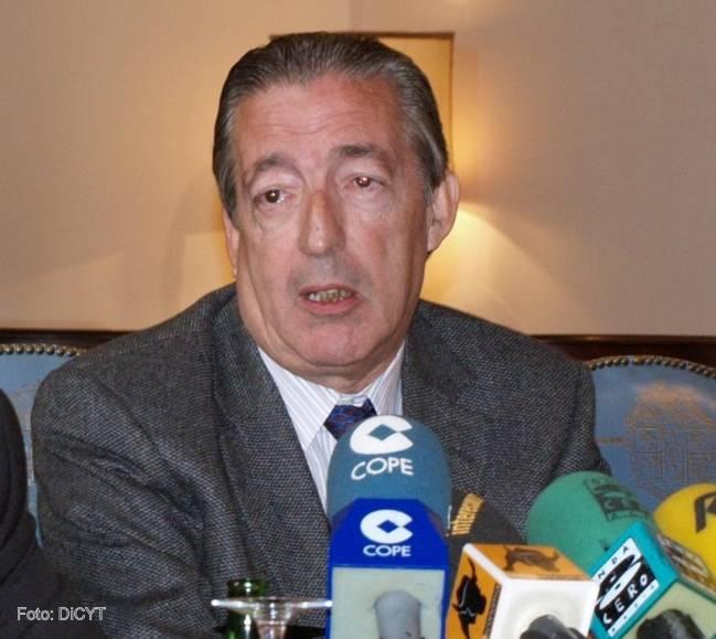 Clemente Muriel, director de la Cátedra Extraordinaria del Dolor Fundación Grünenthal, de la Universidad de Salamanca.