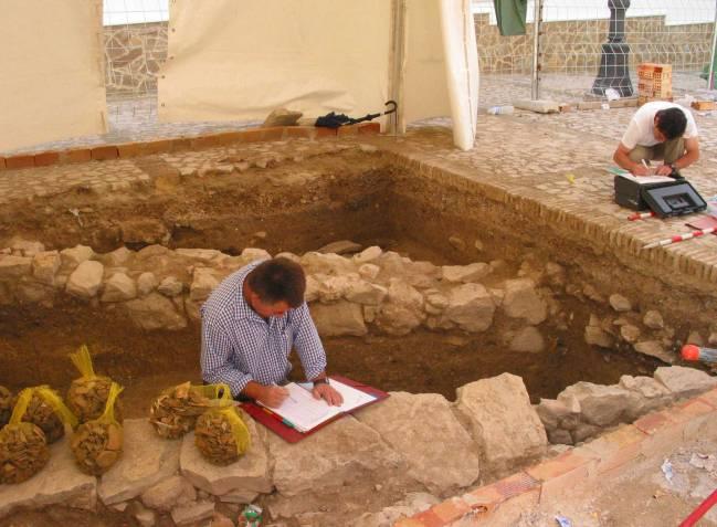 Miembbros del grupo de investigación Historiografía y Patrimonio Andaluz