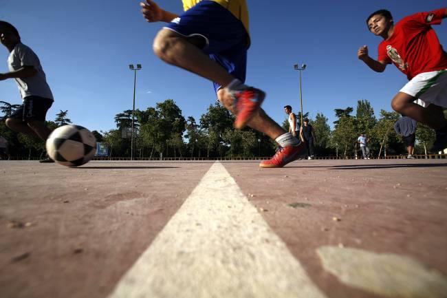 La práctica extraescolar físico-deportiva influye positivamente en el rendimiento de los niños. /Sinc
