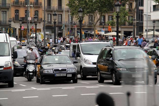 Más del 50% de la población en grandes ciudades vive a menos de 75 metros de una vía concurrida.