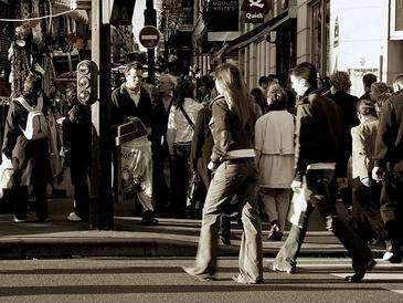 La incidencia de esquizofrenia es dos veces superior en las personas que viven en la ciudad