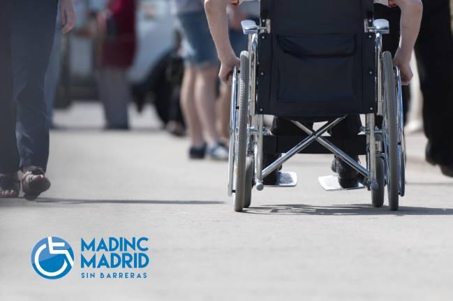 Imagen del proyecto Madrid sin Barreras