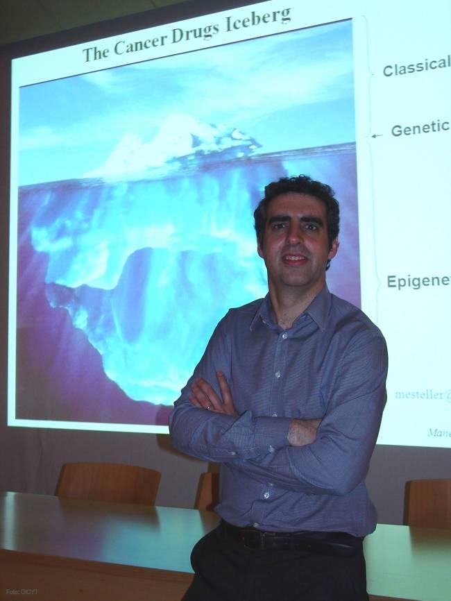 Manel Esteller es uno de los investigadores en cáncer más destacados de España.