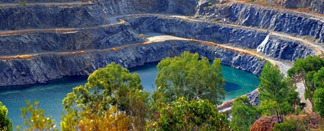 Adelaide Hills Quarry (Australia). Fuente: Ersu Yuceturk