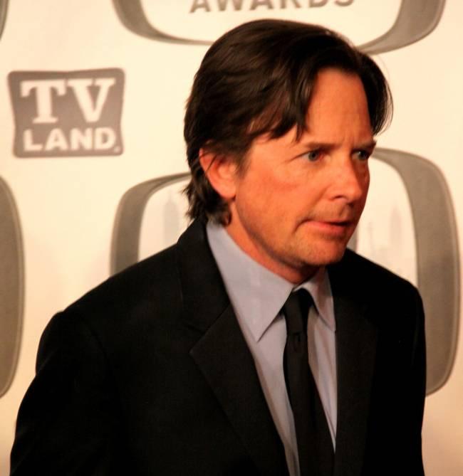El actor en abril de 2011.
