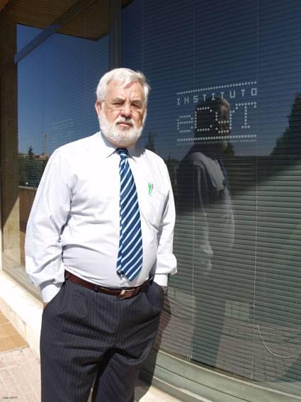 Miguel Ángel Quintanilla Fisac, catedrático de Filosofía de la Ciencia y director del Instituto de Estudios de Ciencia y Tecnología (eCyT) de la Universidad de Salamanca.
