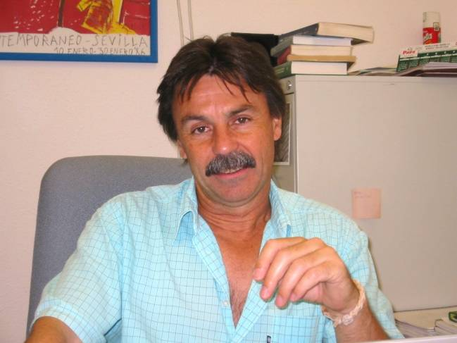 El investigador Enrique Fernández Cara