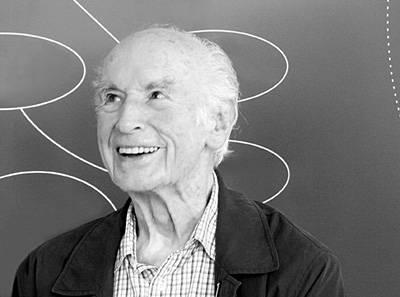 Albert Hoffman en 2006. Foto: Wikipedia.