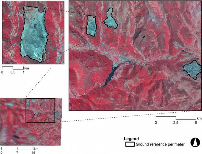 El trabajo, publicado en 'Remote Sensing of Environment', es resultado de la colaboración entre las universidades de León, Valladolid y California.