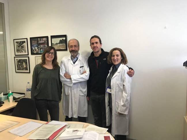 Investigadores del CIBERCV - Hospital Sant Pau