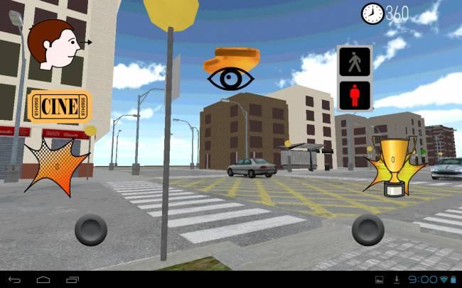 Los contenidos 3D desarrollados para tabletas motivan más al alumno y facilitan su aprendizaje