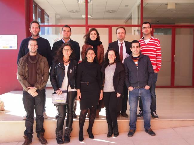 Grupo Laboratorio de Síntesis y Fotoquímica Orgánica de la Universidad de Huelva / Fundación Descubre