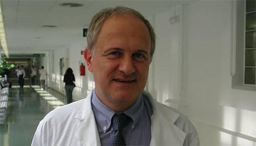El Dr. Pere Ginés