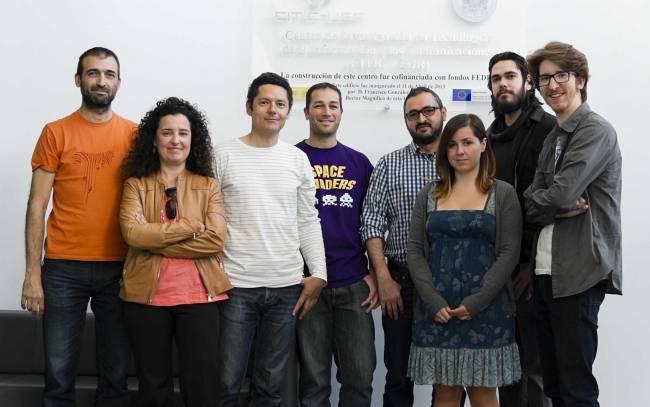 El grupo de investigación GeNeura de la Universidad de Granada (UGRdivulga)