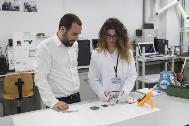 Investigadores del INAM de la UJI que han participado en el proyecto europeo Sunflower.