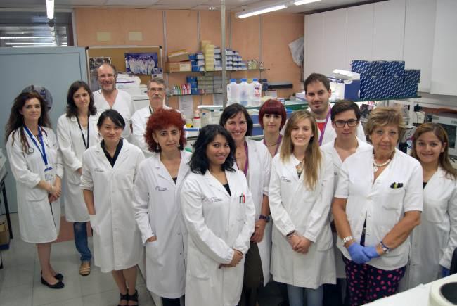 Investigadores y clínicos del grupo de Fisiología y Fisiopatología Digestiva del Vall d'Hebron. / Fran Garcia