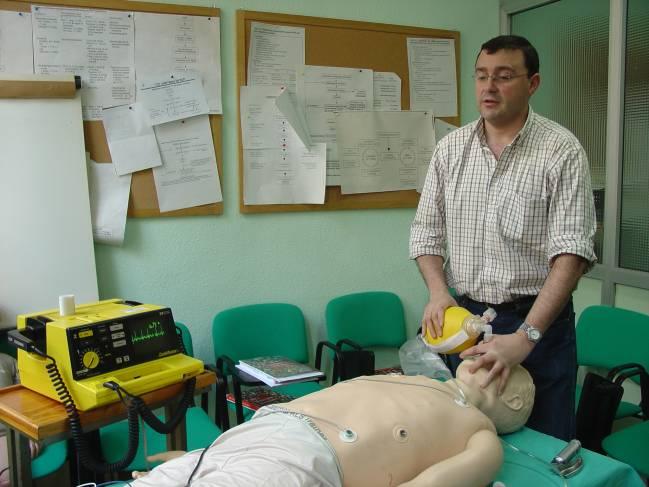 protocolos de reanimación cardiaca