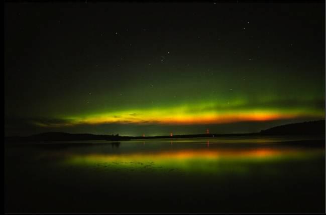 Estudian fenómeno implicado en la generación de auroras polares