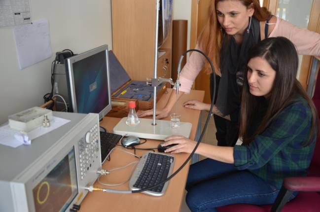 Equipo de investigación de la Universidad de Almería / Fundación Descubre
